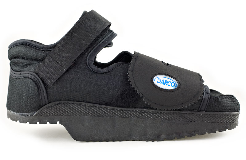 darco heelwedge shoe foot ankle lower limb