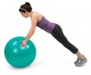 Norco™ Anti-Burst Exercise Ball Gym Ball